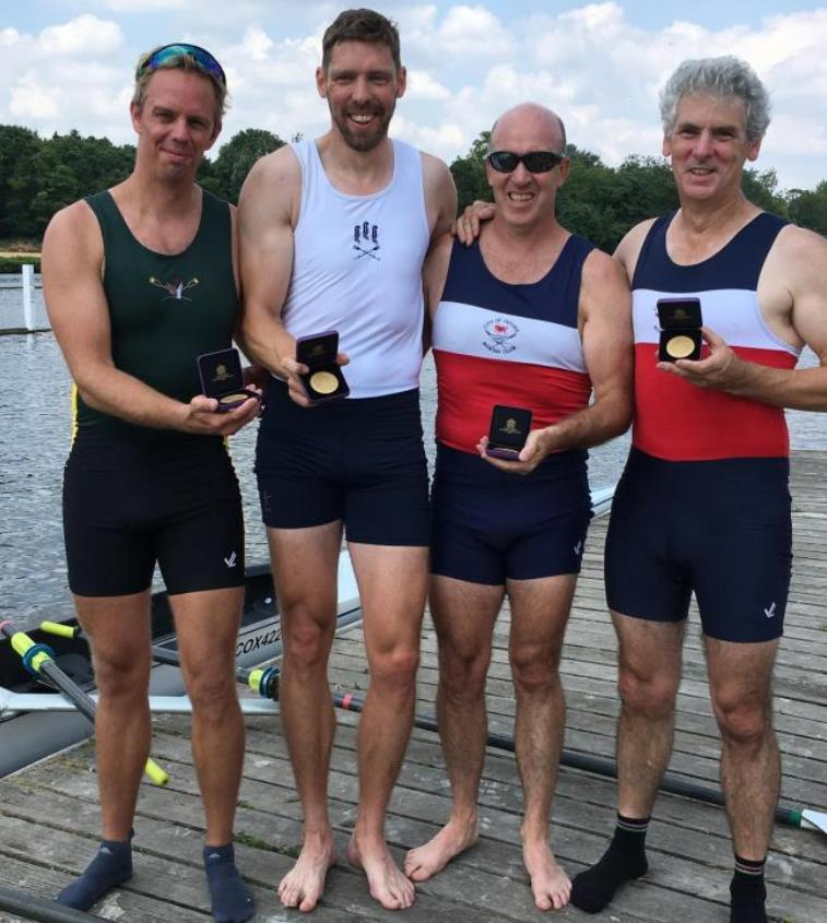 City of Oxford's Success at Henley Masters