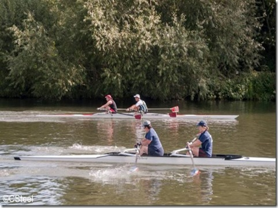 Oxford City Royal Regatta 2017 paves the way for Adaptive Rowing